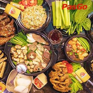 Lẩu Bò Sài Gòn Vi Vu Aeon Mall Bình Tân