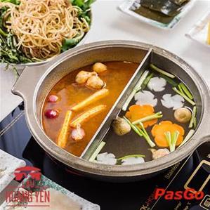 Lẩu Hoàng Yến Hotpot Phú Mỹ Hưng Quận 7