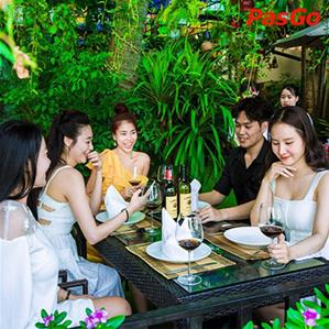 Le Jardin – French Bistro Quảng An