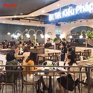 Le Monde Steak Aeon Mall Hà Đông