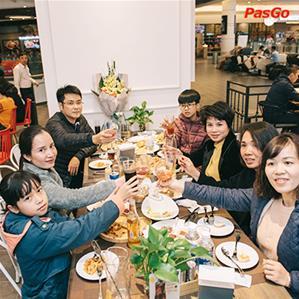 Le Monde Steak Aeon Mall Long Biên