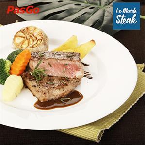 Le Monde Steak Phan Chu Trinh