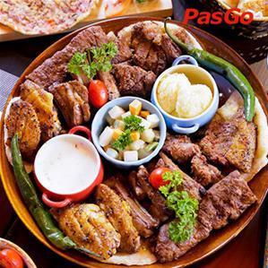 Mapa Turkish Restaurant Tea & Dessert