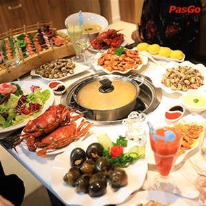 Master Buffet BBQ & Seafood Thái Hà