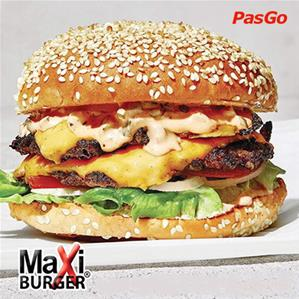 Maxi Burger Đại Cồ Việt