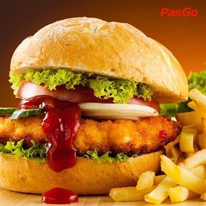 Maxi Burger Kim Mã