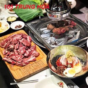 Meat Plus Trung Yên