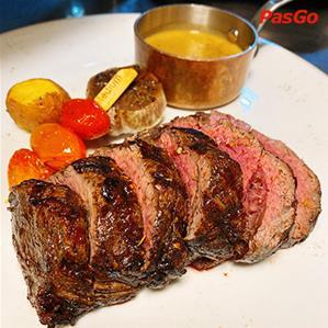 Moo Beef Steak Lý Tự Trọng