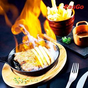 Moo Beef Steak Ngô Đức Kế
