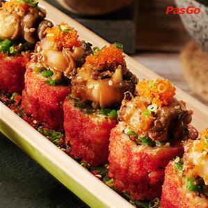 Naked Sushi Trương Định