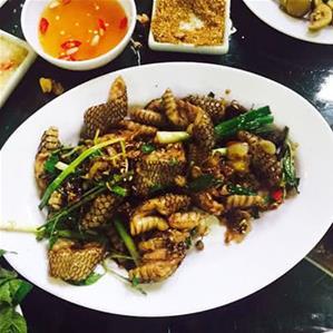 Nguyễn Văn Dực - Lệ Mật - Tinh hoa ẩm thực làng nghề
