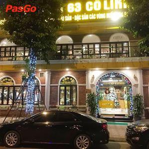 Nhà hàng 63 Cổ Linh Long Biên
