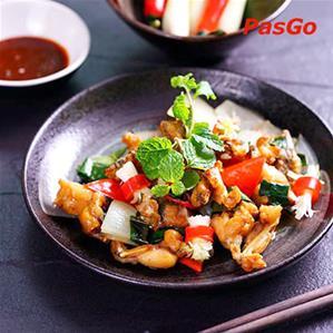 Nhà hàng Á Gia 36 Quang Trung