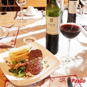 Nhà hàng AGA Steak House Phan Đăng Lưu
