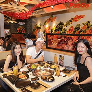 Nhà hàng Aka House Co.op Xa Lộ Hà Nội