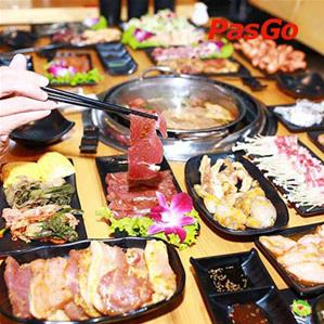 Nhà hàng Aki BBQ Cầu Diễn