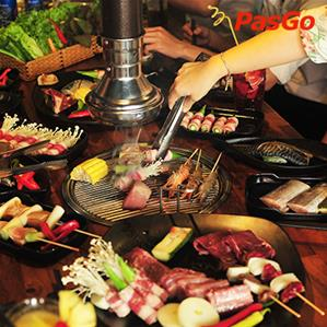 Nhà hàng Akira BBQ Trần Hưng Đạo