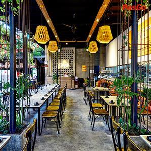 Nhà hàng Ba Gác – Nướng & Bia Lê Quý Đôn