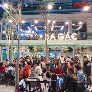 Nhà hàng Ba Gác – Nướng & Bia Lê Văn Sỹ