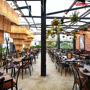 Nhà hàng Ba Gác – Nướng & Bia Song Hành