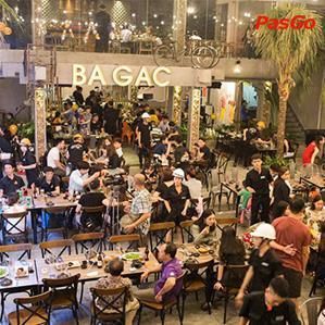 Nhà hàng Ba Gác – Nướng & Bia Trương Công Định