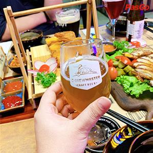 Nhà hàng Bia Sành Điệu Trung Yên 3
