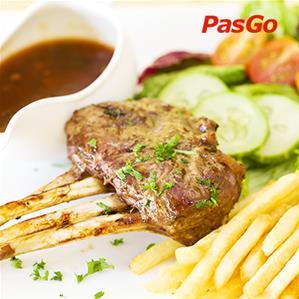 Nhà hàng Bonjour Resto Nguyễn Trãi