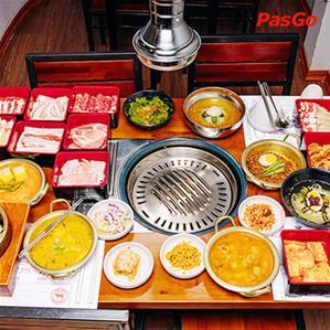 Nhà hàng Box BBQ Đỗ Quang