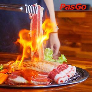 Nhà hàng Busan BBQ Korea