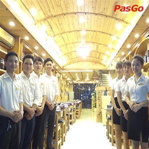 Nhà hàng Cá 38- Vua cá sông Trần Kim Xuyến