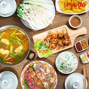 Nhà hàng Cá lăng ngự viên – Bò nhúng dấm F5 Farm Xuân La