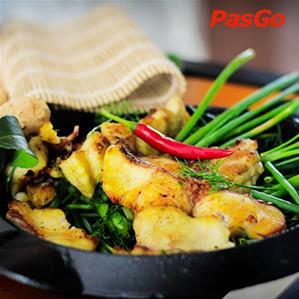 Nhà hàng Chaka Lã Vọng An Bình Phạm Văn Đồng