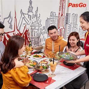 Nhà hàng Chang – Cao Thắng