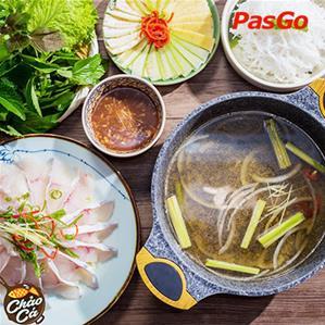 Nhà hàng Chảo Cá Vincom Thảo Điền