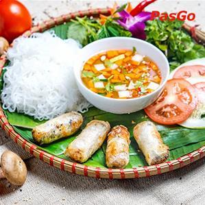 Nhà hàng chay OM Vegan Garden An Dương Tây Hồ