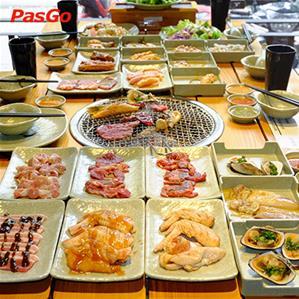 Nhà hàng Cheep Eats – Buffet lẩu nướng hải sản Nguyên Hồng