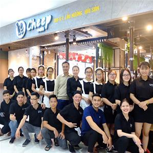 Nhà hàng Cheep Eats – Buffet lẩu nướng hải sản Trần Phú