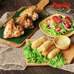 Nhà hàng Chicken Fan Lê Đức Thọ