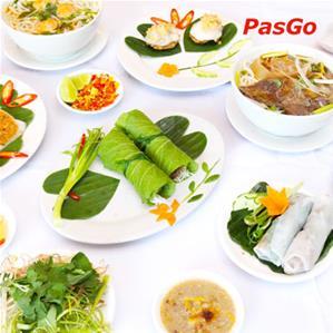 Nhà hàng Cố Đô Huế 361 An Dương Vương
