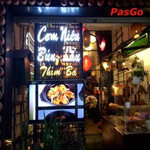 Nhà hàng Cơm niêu Thím Ba Võ Văn Tần
