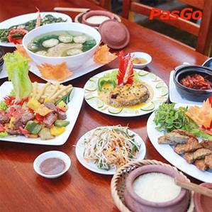 Nhà hàng Cơm Niêu Việt Xưa Trần Bạch Đằng