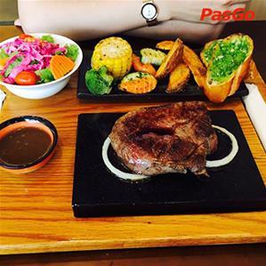 Nhà hàng Cow Express – Bít tết bò Mỹ – Sư Vạn Hạnh