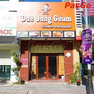 Nhà hàng Dae Jang Geum Trần Phú