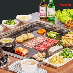 Nhà hàng Dolpan Sam Phan Xích Long