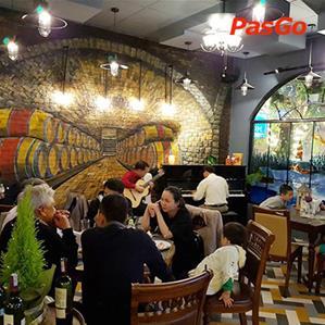 Nhà hàng DOM – The Wine Bistro Phan Bội Châu
