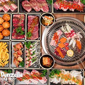 Nhà hàng Donzella BBQ & Hotpot Kim Mã