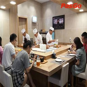 Nhà hàng Dozo Sushi Dining Landmark 81