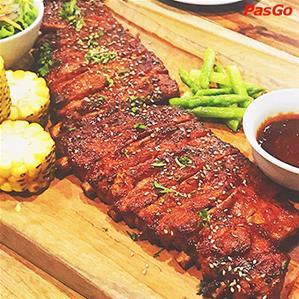 Nhà hàng DZO Quán Trần Thái Tông