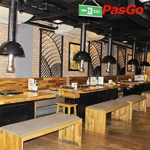 Nhà hàng GoGi House Lê Văn Sỹ