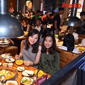 Nhà hàng Gogi House – Lotte Nha Trang